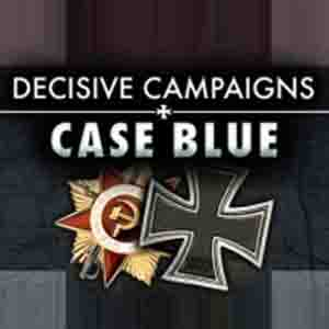 Comprar Decisive Campaigns Case Blue CD Key Comparar Precios