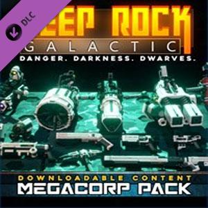 Deep Rock Galactic MegaCorp Pack