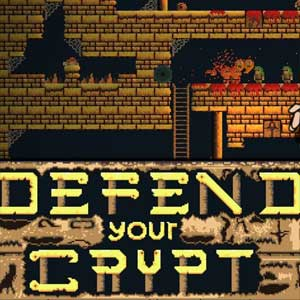 Comprar Defend Your Crypt CD Key Comparar Precios