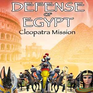 Comprar Defense of Egypt Cleopatra Mission CD Key Comparar Precios