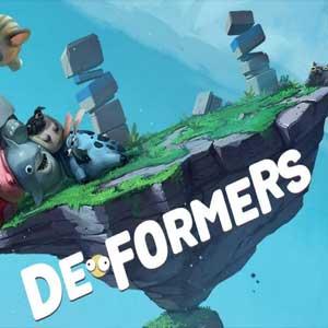 Comprar Deformers PS4 Code Comparar Precios