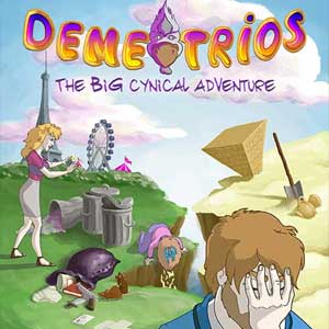 Comprar Demetrios The BIG Cynical Adventure CD Key Comparar Precios