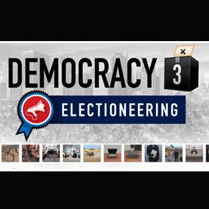 Comprar Democracy 3 Electioneering CD Key Comparar Precios