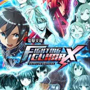 Comprar Dengeki Bunko Fighting Climax PS3 Code Comparar Precios