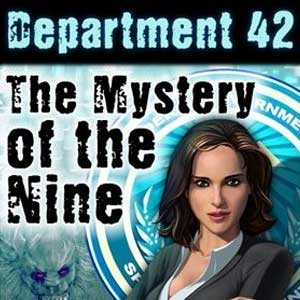 Department 42 The Mystery of the Nine