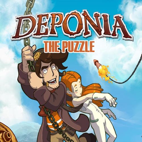 Comprar Deponia The Puzzle CD Key Comparar Precios