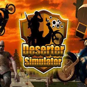 Comprar Deserter Simulator CD Key Comparar Precios