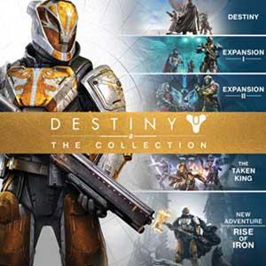 Comprar Destiny The Collection PS4 Code Comparar Precios