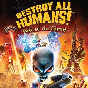 Destroy All Humans-Path of the Furon
