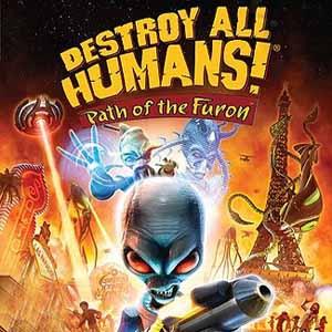 Comprar Destroy All Humans-Path of the Furon Xbox 360 Code Comparar Precios