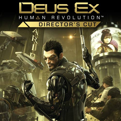 Descargar Deus Ex Human Revolution Directors Cut - PC key Steam