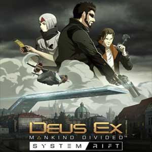 Comprar Deus Ex Mankind Divided System Rift CD Key Comparar Precios