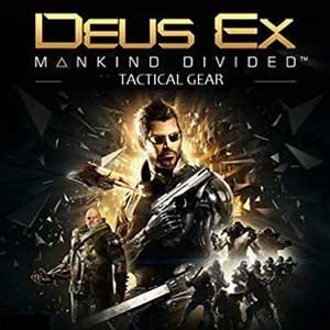 Comprar Deus Ex Mankind Divided Tactical Gear CD Key Comparar Precios