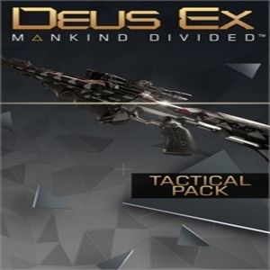 Deus Ex Mankind Divided Tactical Pack
