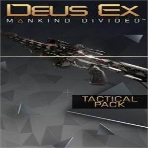 Deus Ex Mankind Divided Tactical Pack