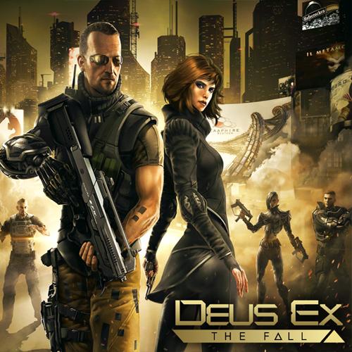 Comprar Deus Ex The Fall CD Key Comparar Precios