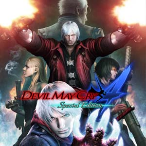 Comprar Devil May Cry 4 Special Edition CD Key Comparar Precios