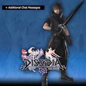 DFF NT Otherworldly Garb App Set & 5th Weapon for Noctis
