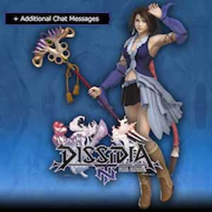 DFF NT Songstress's Garb Appearance Set & 5th Weapon for Yuna