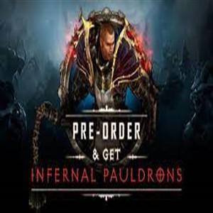 Comprar Diablo 3 Infernal Pauldrons Xbox Series Barato Comparar Precios