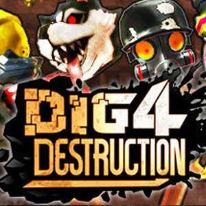 Comprar Dig 4 Destruction CD Key Comparar Precios