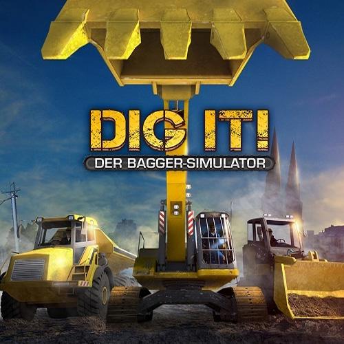 Comprar DIG IT! A Digger Simulator CD Key Comparar Precios