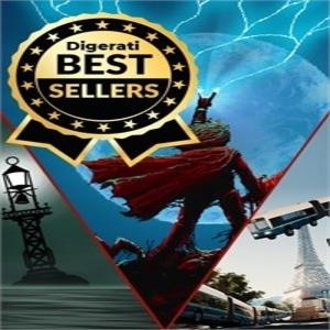 Digerati Best Sellers