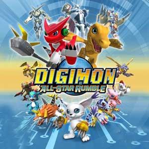 Comprar Digimon All-star Rumble Xbox 360 Code Comparar Precios