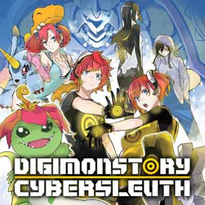 Comprar Digimon Story Cyber Sleuth PS4 Code Comparar Precios