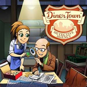 Comprar DinerTown Detective Agency CD Key Comparar Precios