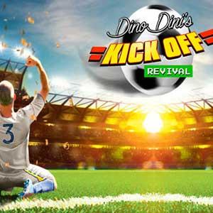 Comprar Dino Dinis Kick-off Revival PS4 Code Comparar Precios