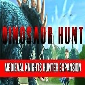 Dinosaur Hunt Medieval Knights Hunter Expansion Pack