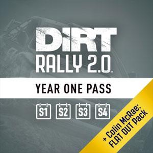Comprar DiRT Rally 2.0 Year One Pass CD Key Comparar Precios