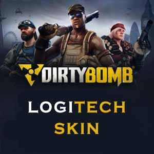 Comprar Dirty Bomb Logitech Skin CD Key Comparar Precios