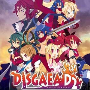 Comprar Disgaea D2 A Brighter Darkness PS3 Code Comparar Precios