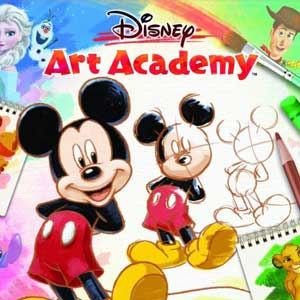 Comprar Disney Art Academy Nintendo 3DS Descargar Código Comparar precios
