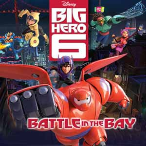 Comprar Disney Big Hero 6 Battle in the Bay Nintendo 3DS Descargar Código Comparar precios