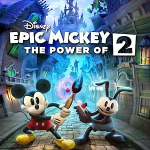 Comprar Disney Epic Mickey 2 The Power of Two Nintendo Wii U Descargar Código Comparar precios