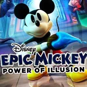 Comprar Disney Epic Mickey Power of Illusion Nintendo 3DS Descargar Código Comparar precios