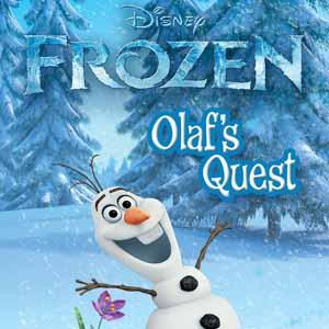 Comprar Disney Frozen Olafs Quest Nintendo 3DS Descargar Código Comparar precios
