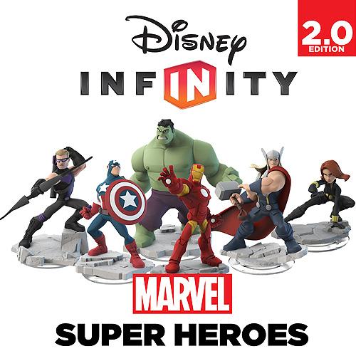 Comprar Disney Infinity 2.0 Marvel Super Heroes CD Key Comparar Precios