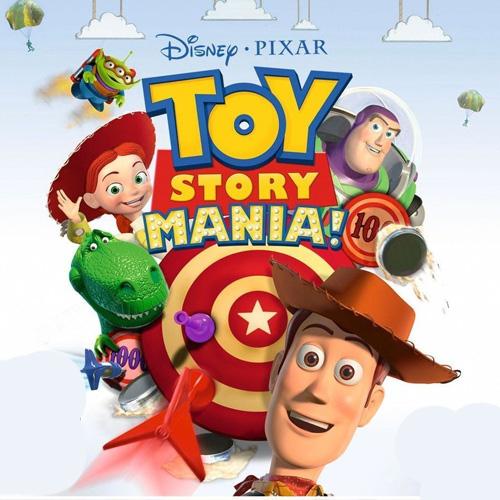 Disney Pixar Toy Story Mania