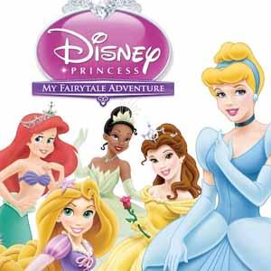 Comprar Disney Princess My Fairytale Adventure Nintendo Wii U Descargar Código Comparar precios
