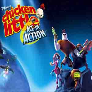 Comprar Disney's Chicken Little Ace in Action CD Key Comparar Precios