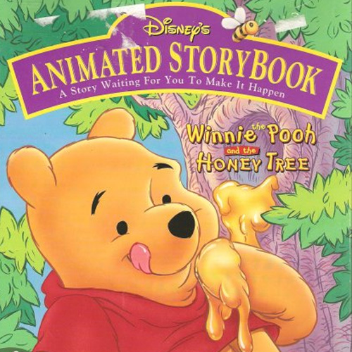 Disney's Winnie the Pooh and the Honey Tree Animated Storybook