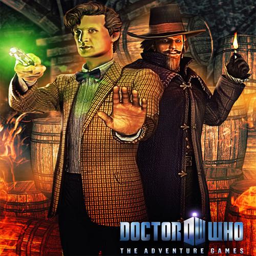 Comprar Doctor Who The Adventure Games CD Key Comparar Precios