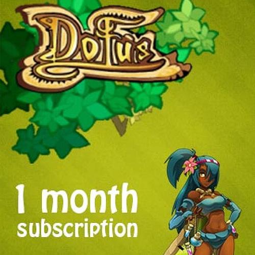 Comprar Dofus 1 Mes Subscription Tarjeta Prepago Comparar Precios
