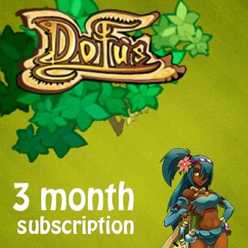 Comprar Dofus 3 Meses Subscription Tarjeta Prepago Comparar Precios