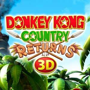 Comprar Donkey Kong Country Returns 3D Nintendo 3DS Descargar Código Comparar precios