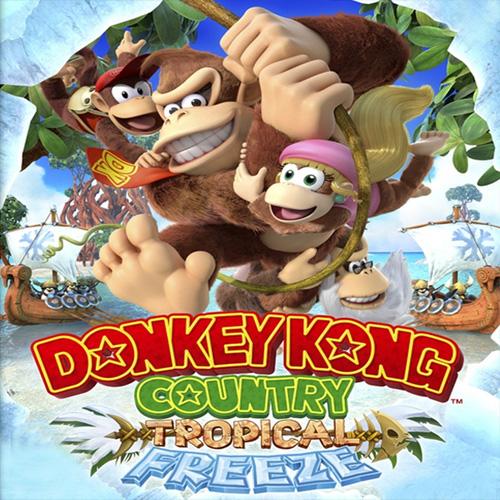 Comprar Donkey Kong Country Tropical Freeze Nintendo Wii U Descargar Código Comparar precios